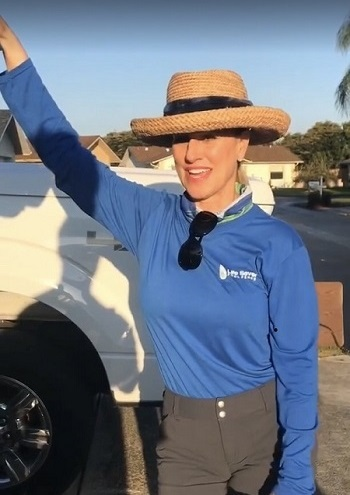 Jessica Cooper - Life Saver Pool Fence of Southwest FL Authorized Dealer